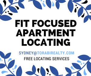 Fit Focused Apartment Locating and Free Personal Trainer Sessions