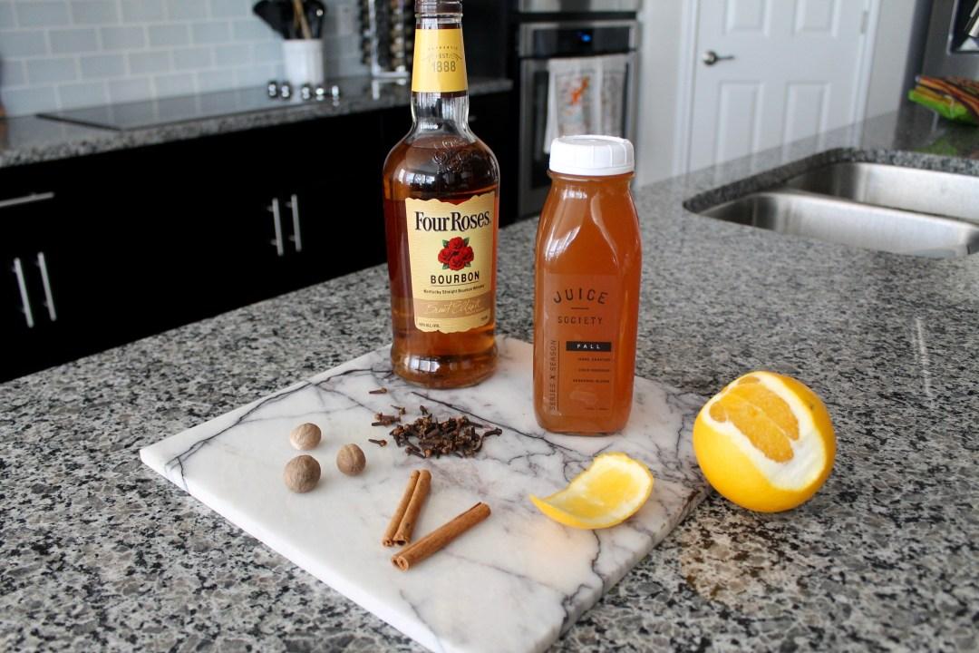 Juice Society Cocktail