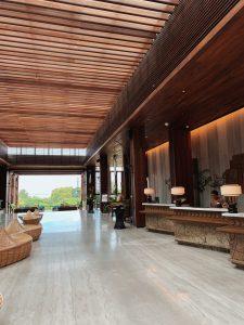 Movenpick Hotel Lobby