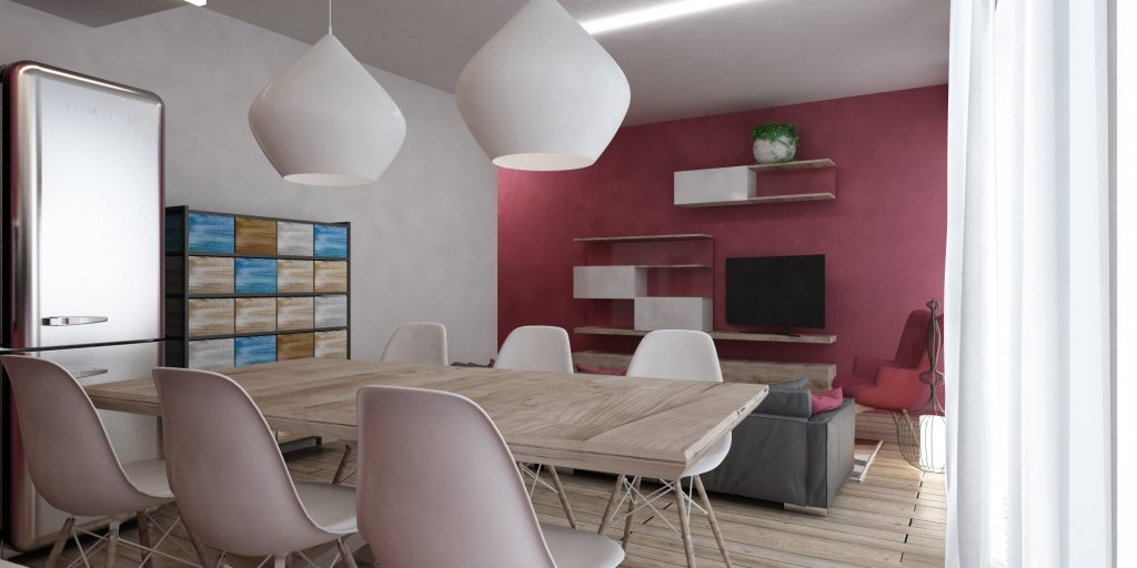Render Interni Reggio Emilia | SP Interior Design