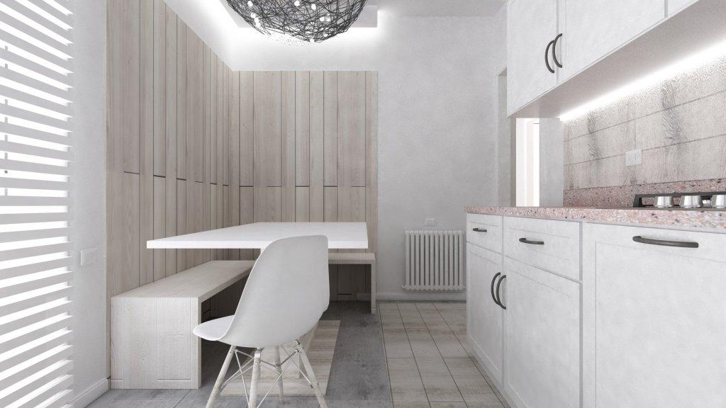 Render Interni Jesolo altra visuale | SP Interior Design
