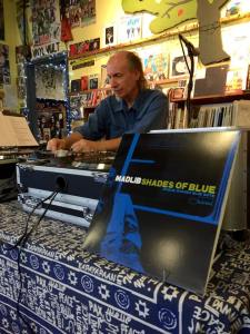 Blue Note Records Spinterview 11-28-14 Horizon Records, Greenville, SC
