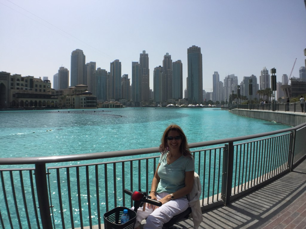 Dubai Makes (Accessible) Shopping and Dining Easy