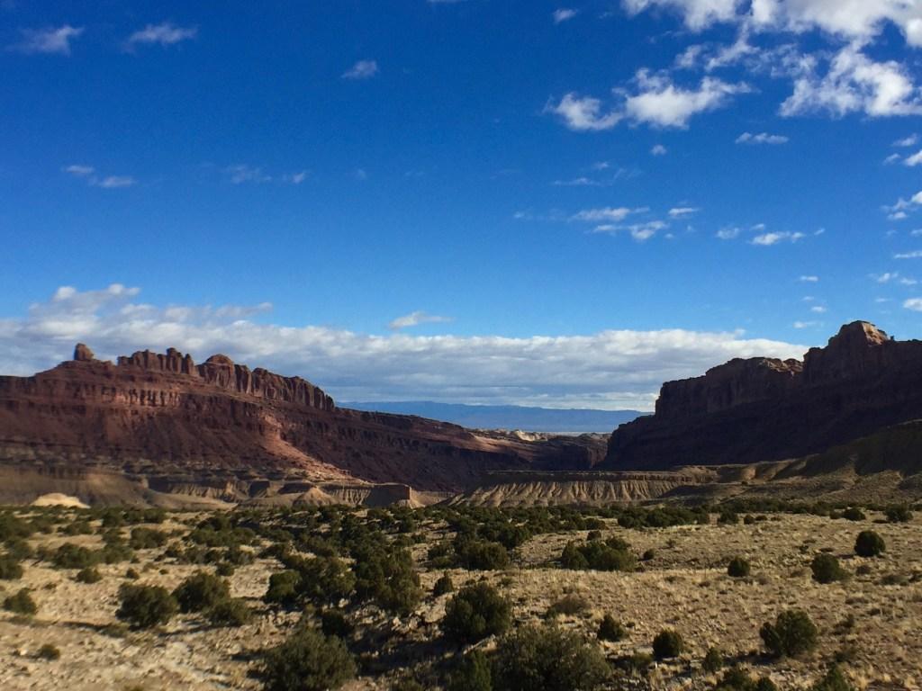 Spinning Through the Splendors of Utah