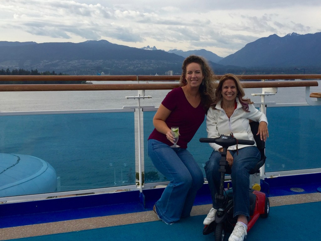 Alaska Inside Passage Cruise: Exploring and Embarking in Vancouver