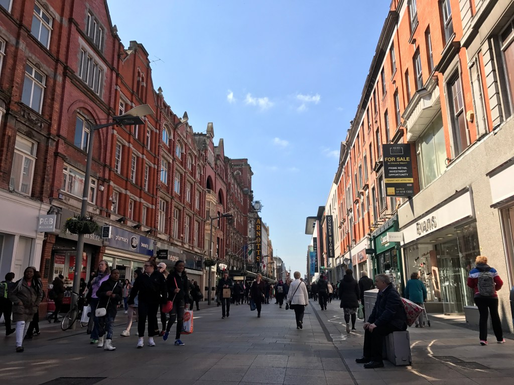 A Wheelchair User's Guide to Dublin