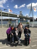 In Rotterdam with Accessible Netherlands