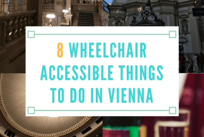 wheelchair accessible things to do in vienna