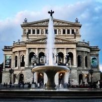 frankfurt germany alte opera