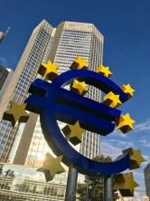 frankfurt germany european currency building