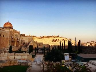 wheelchair accessible jerusalem israel