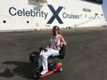 wheelchair accessible celebrity cruise