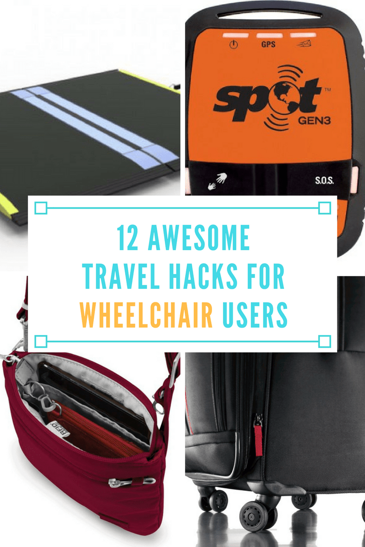 12 Awesome Accessible Travel Hacks for Wheelchair Users