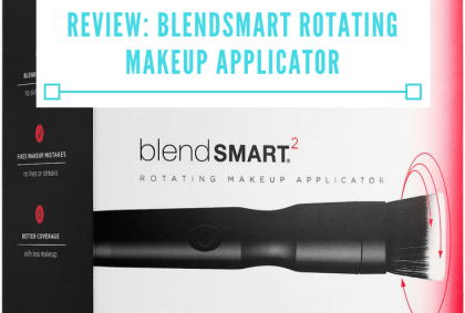 accessible travel product review blendsmart rotating makeup applicator