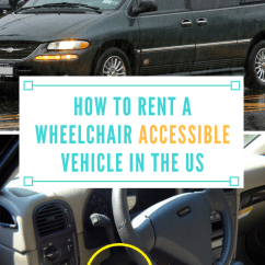 Wheelchair Car Best Ergonomic Chairs 2018 How To Rent A Accessible Vehicle In The Us Spin Globe