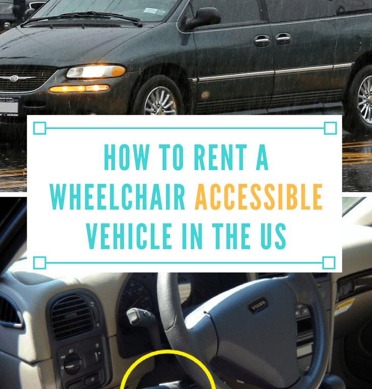 How to Rent a Wheelchair Accessible Vehicle in the US
