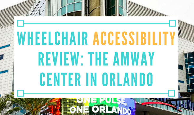 wheelchair accessibility review amway center orlando