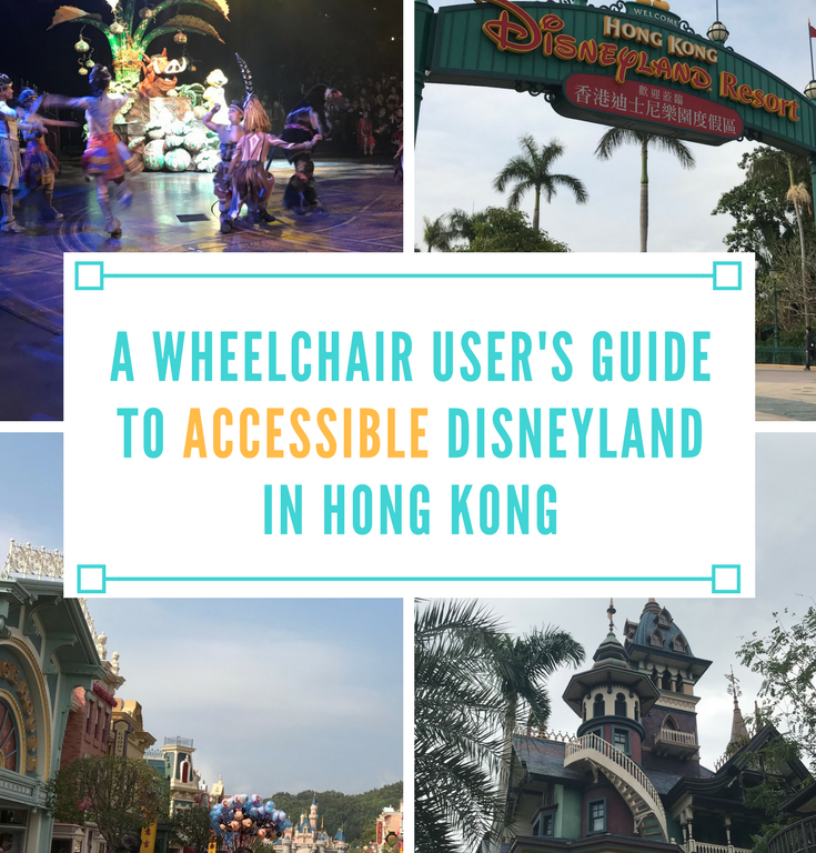 A Wheelchair User's Guide to Accessible Disneyland in Hong Kong