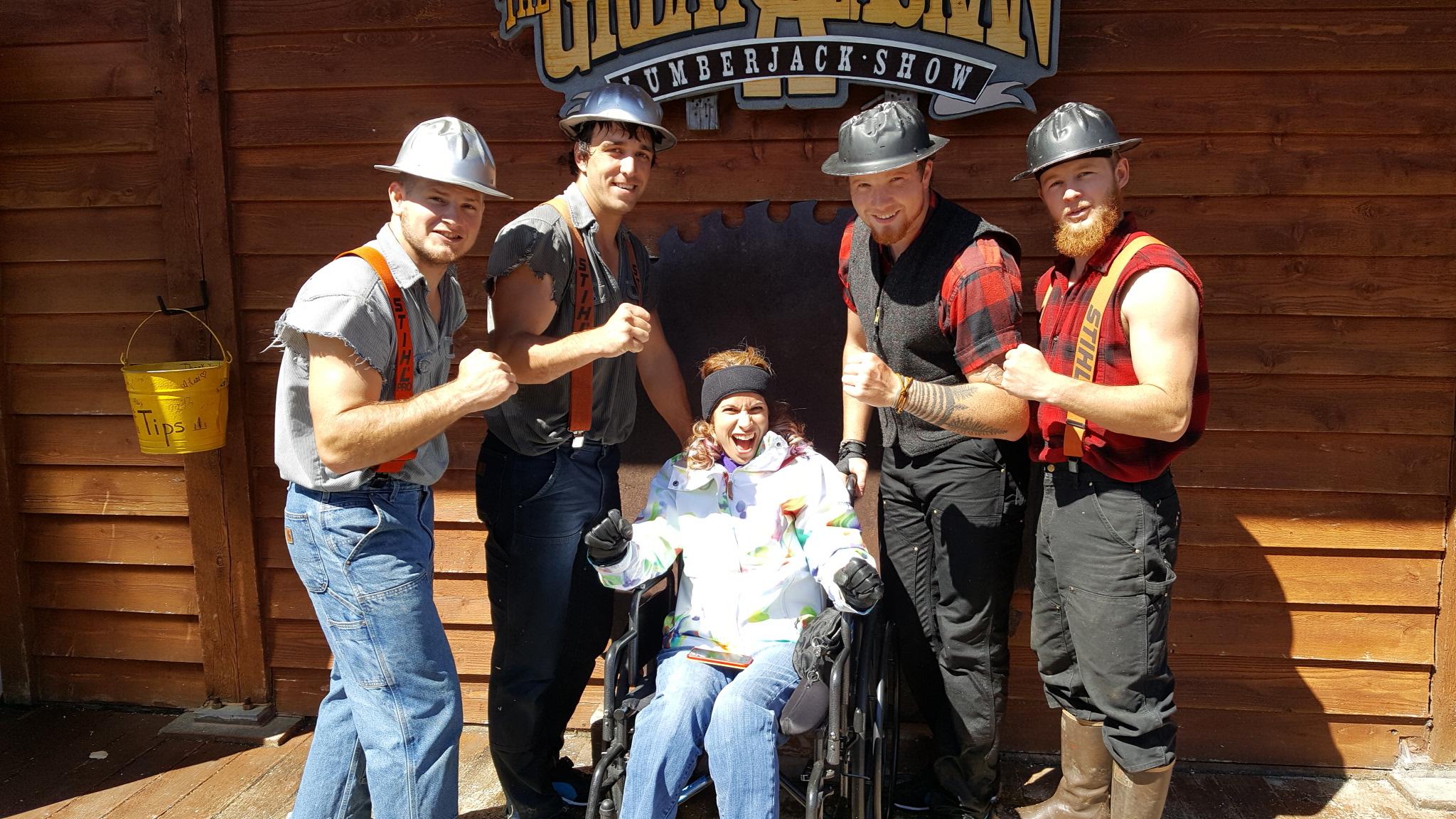 top wheelchair accessible shore excursions for an alaska cruise