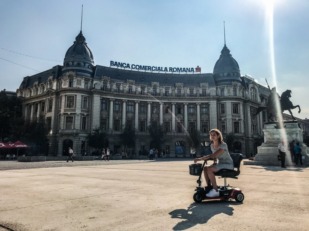 Accessible Travel Tips for New Electric Scooter Users