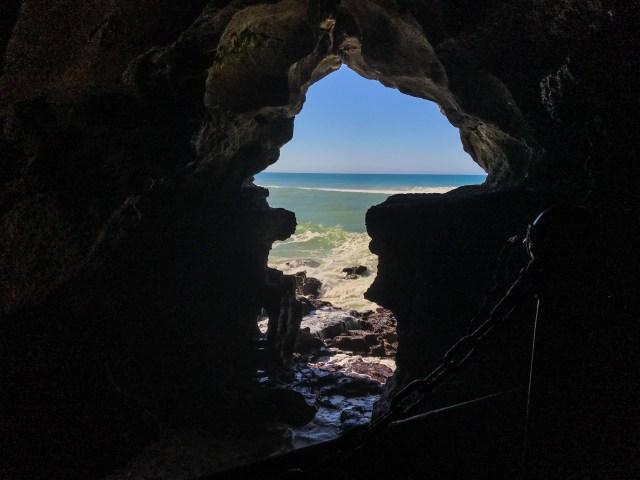 hercules cave tangier