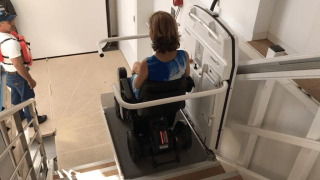 wheelchair accessible celebrity edge magic carpet
