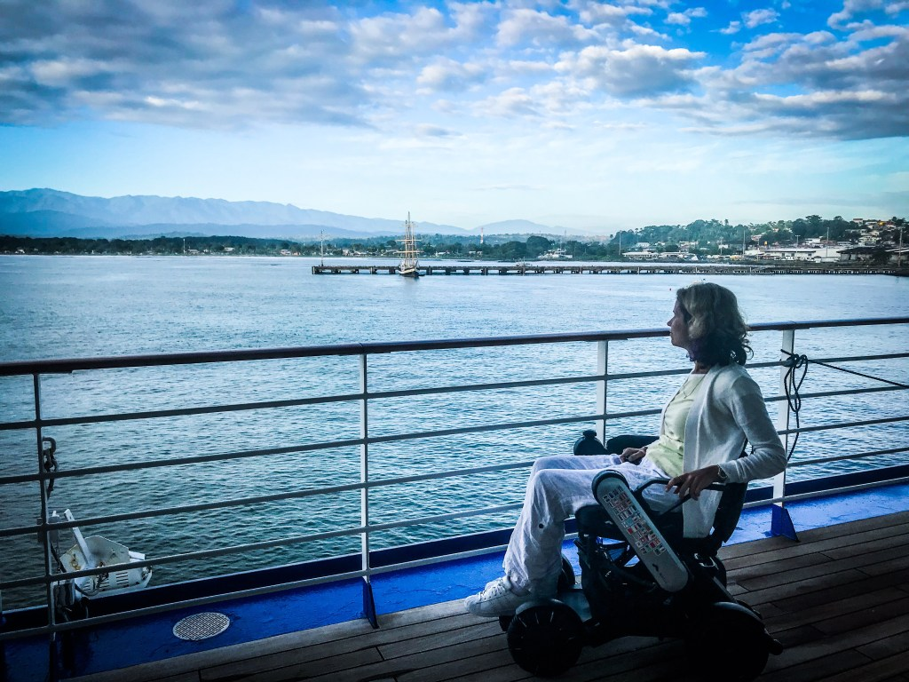 Cruise Port of Call Wheelchair Accessibility Review: Limón, Costa Rica