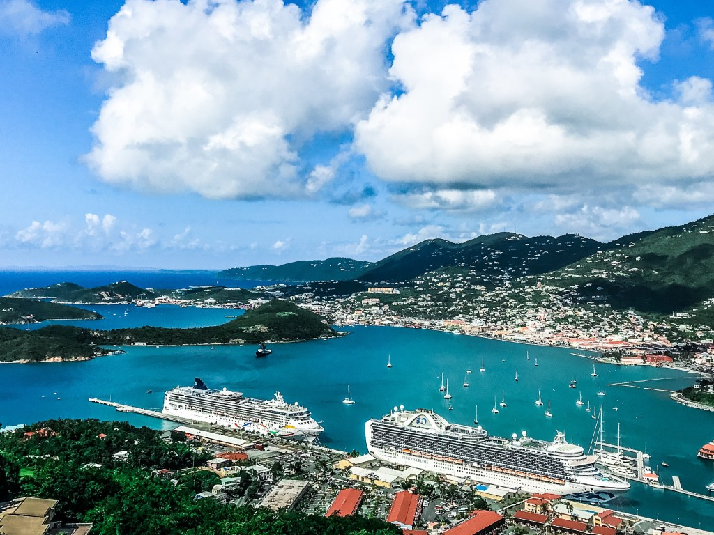 Cruise Port of Call Wheelchair Accessibility Review: St. Thomas, US Virgin Islands