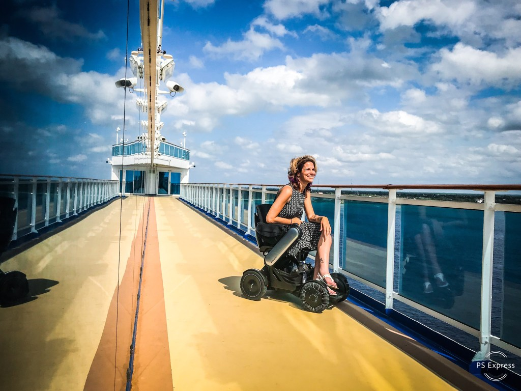 Island Princess: Cruising the Panama Canal and Wheelchair Accessibility Review