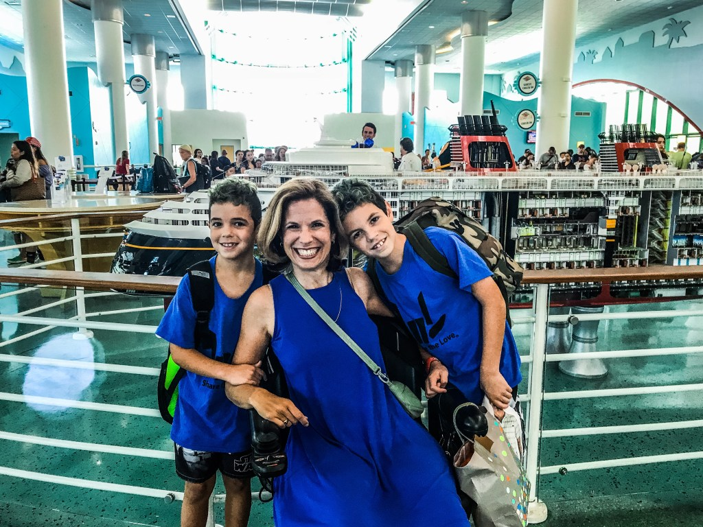 What Accessible Travel is Like as a Parent in a Wheelchair