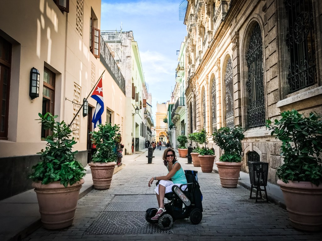 A Wheelchair User's Guide to Visiting Accessible Havana, Cuba (by Cruise)