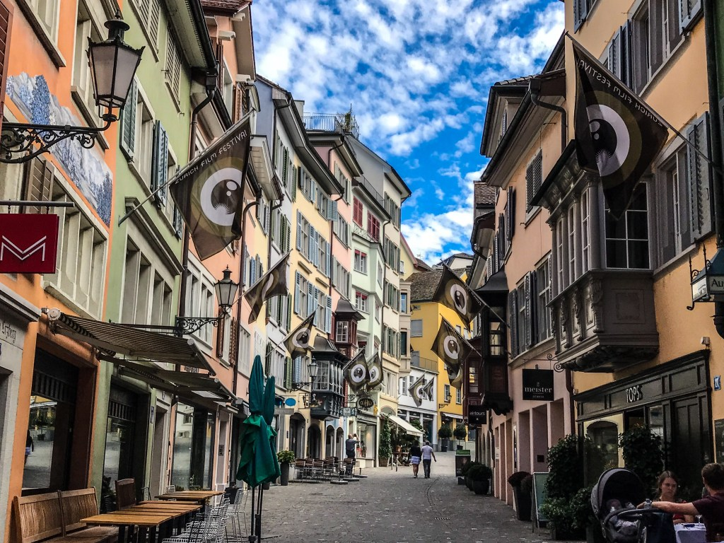 6 Wheelchair Accessible Things to Do in Zurich, Switzerland