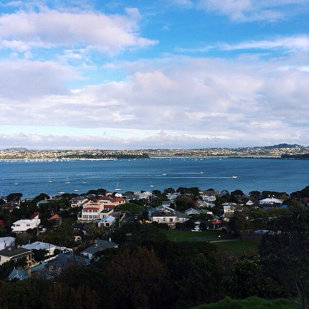 Finding our feet in Auckland, New Zealand - spinthewindrose.com