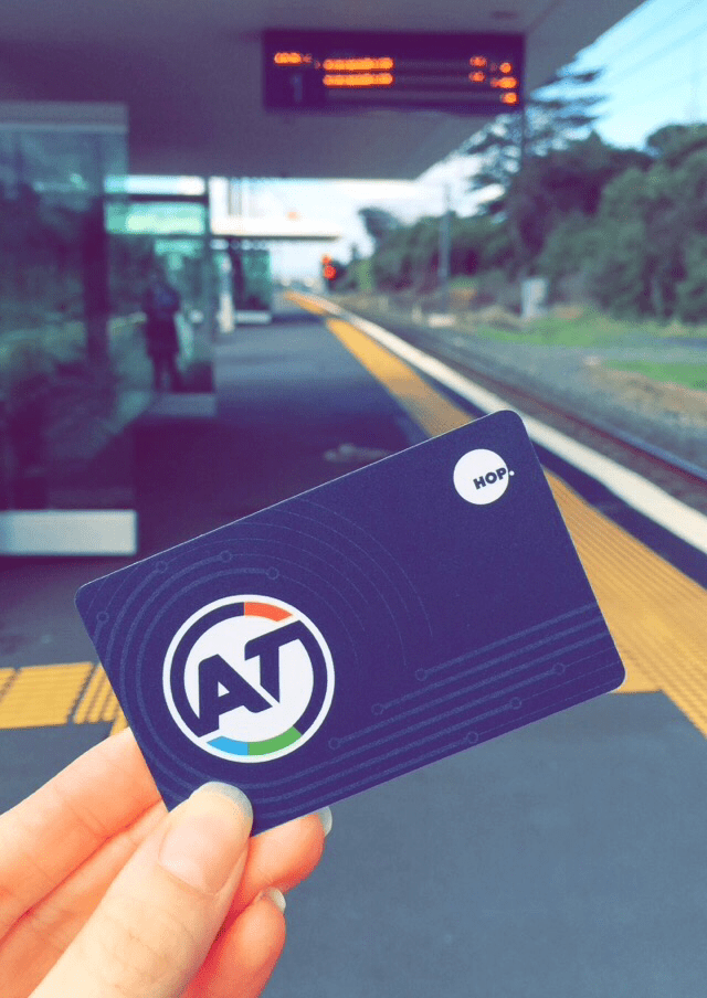 AT Hop: Getting around in Auckland, New Zealand