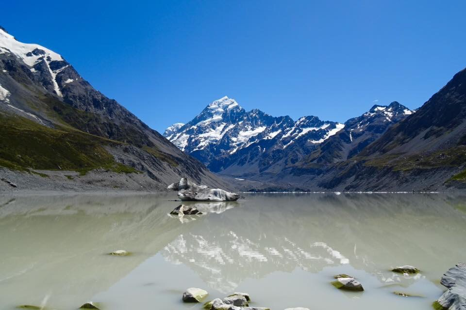 Aoraki/Mount Cook National Park - spinthewindrose.com