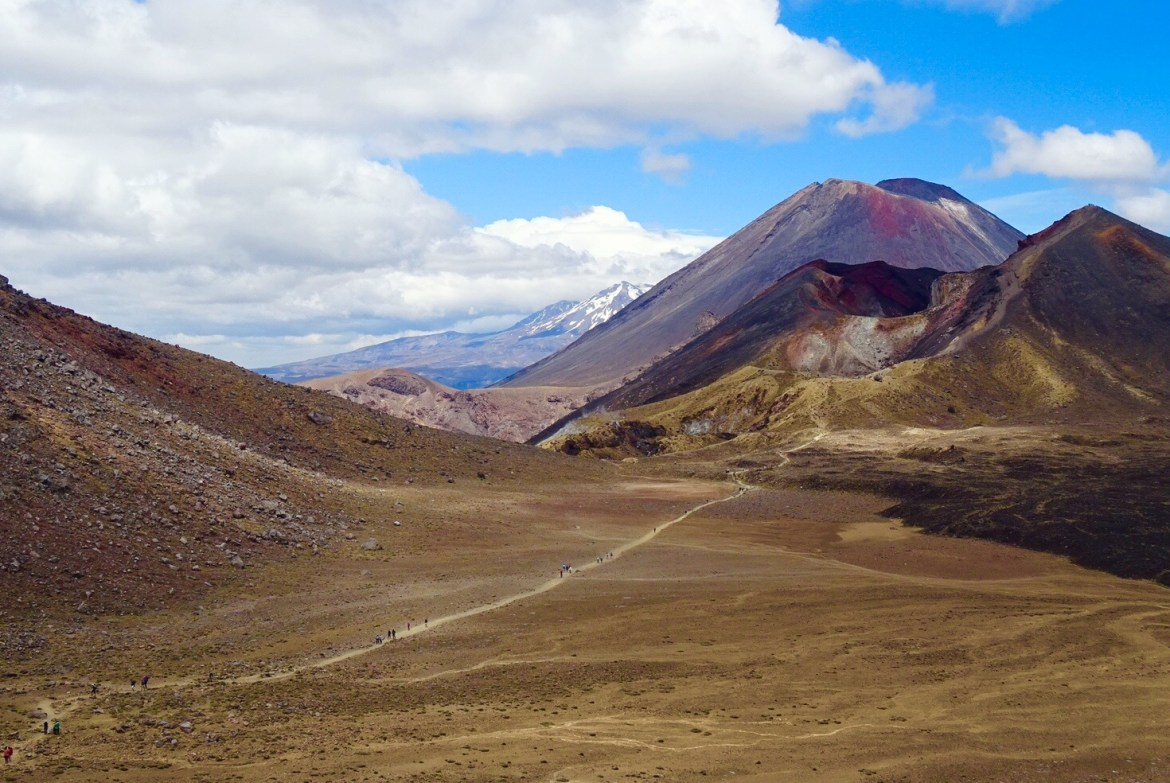 Mount Doom, North Island, New Zealand