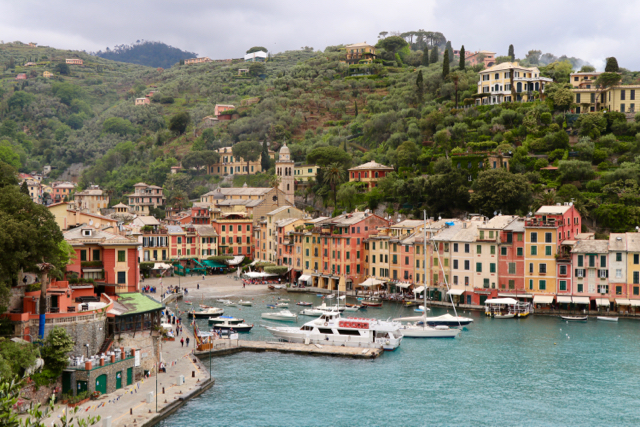 What I didn't like about Portofino, Italy - spinthewindrose.com