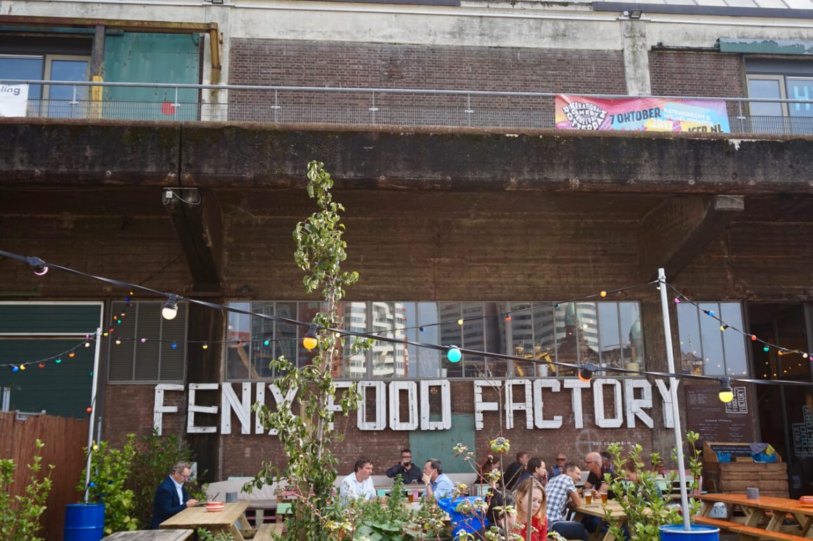 Eating Vegan in Rotterdam at Fenix Food Factory - spinthewindrose.com