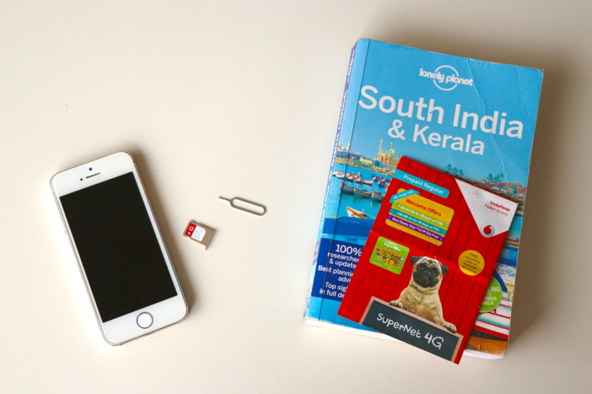 A Guide To Getting An Indian SIM Card As Tourist