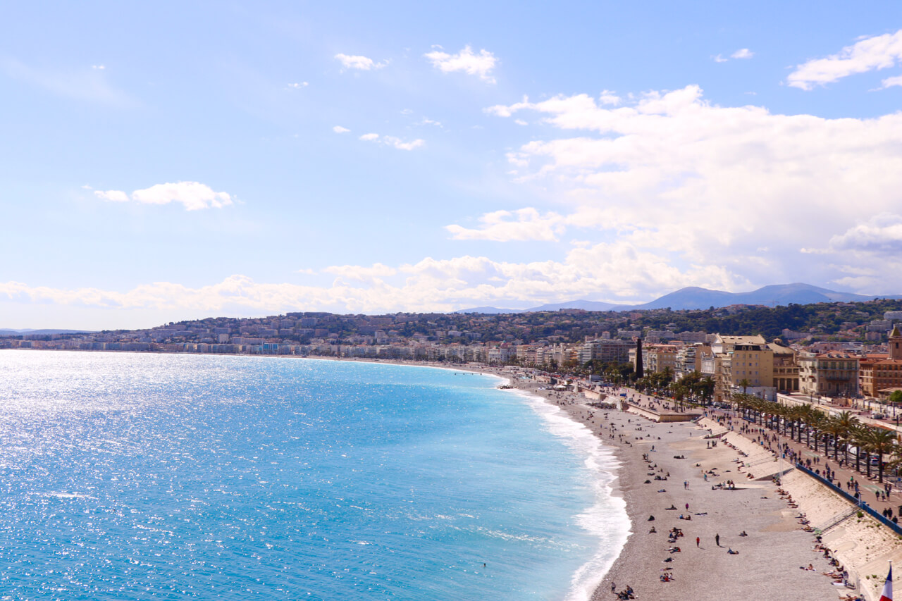 Nice - South of France Road Trip - spinthewindrose.com 2