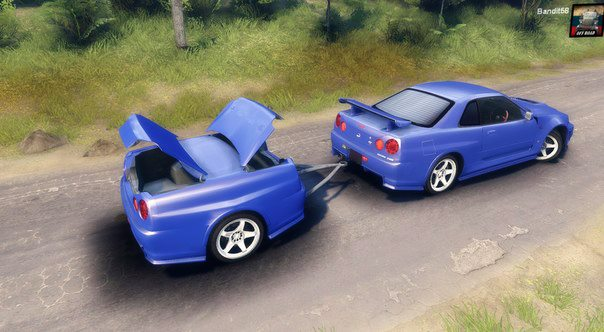 Falling Snow Wallpaper Note 3 Nissan R34 Nismo Skyline Gt R Z Tune Spintires Mods