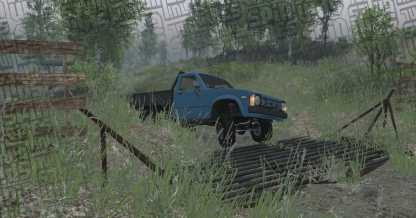 Hilux, Spintires 6