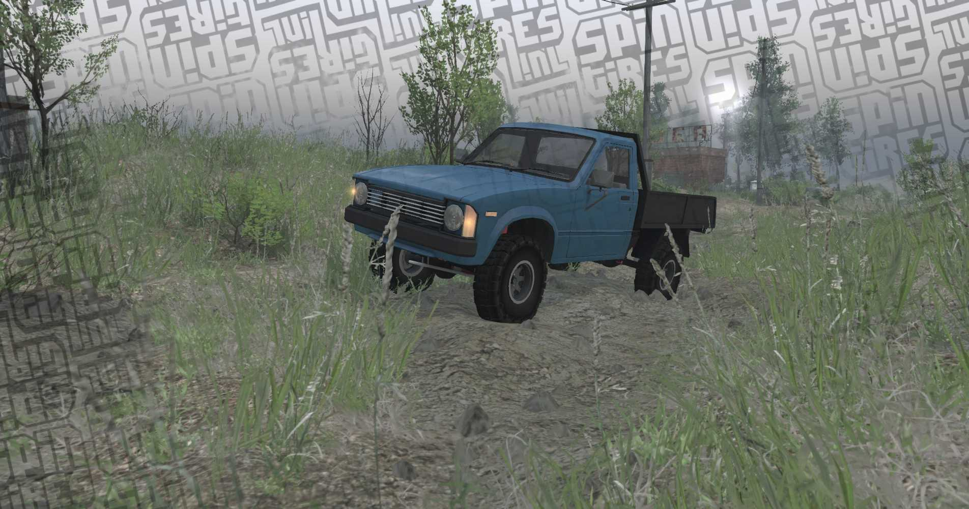 Hilux, Spintires