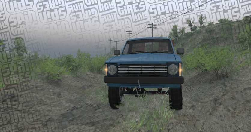 Hilux, Spintires 4