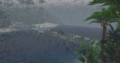 Paradise Map Spintires - Chevy K10 Bridge