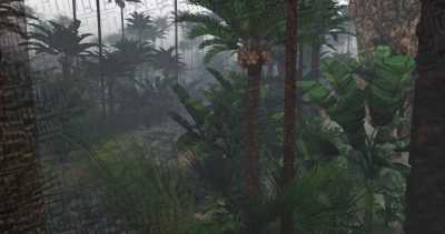 Paradise Map Spintires - Scenery