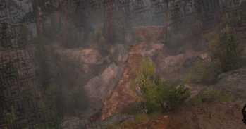 The Few Scenery Waterfall