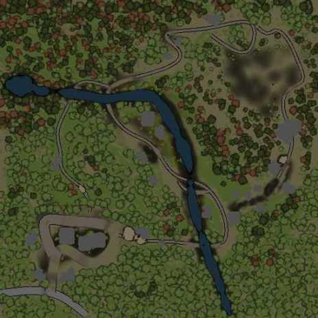 Skidder Map 9
