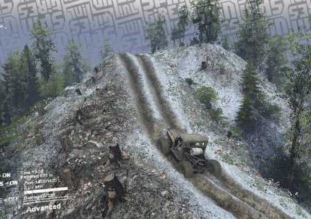 Spintires(NG) Jeep
