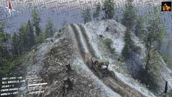 Spintires(NG) Graphical Enh Jeep